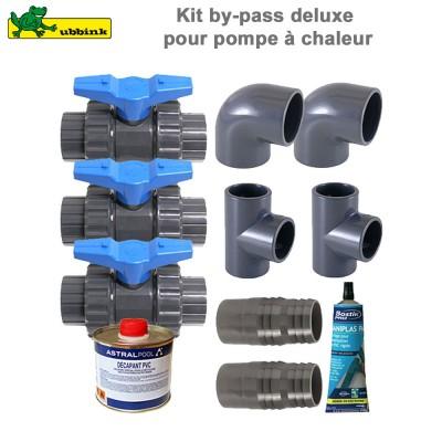 By-pass (kit) deluxe pour pompe à chaleur