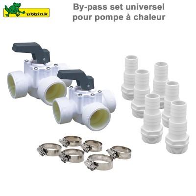 By-pass set universel pour pompe à chaleur