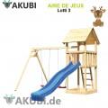 Aire de jeux bois enfant Lotti 3