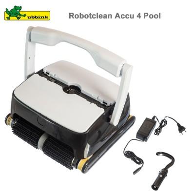Aspirateur sans fil pour piscine Robotclean Accu 4 -120m²