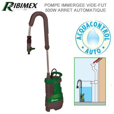 Pompe pour récupérateur d'eau automatique 550 W