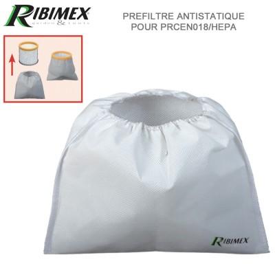 Préfiltre antistatique pour filtre PRCEN018/HEPA Babycen