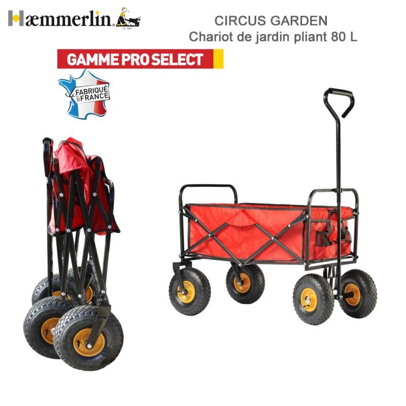 Brouette chariot de jardin Circus Garden