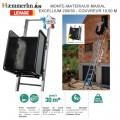 Monte-matériaux Maxial Excellium 200/30- Couvreur 10.50 M