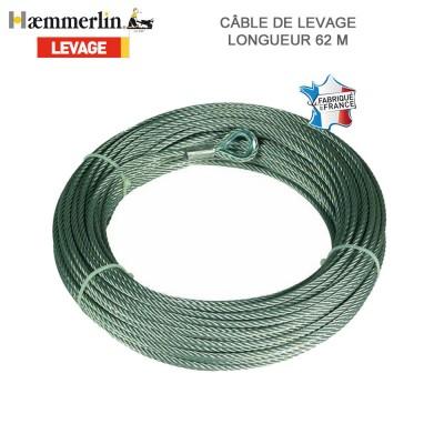 Câble de 62 mètres - Maxial