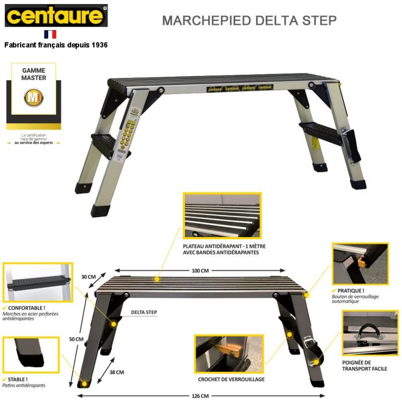 marchepied delta step