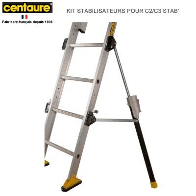 Stabilisateurs pour échelle C2-C3 Satb