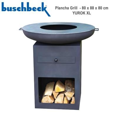 Brasero plancha grill Yurok XL