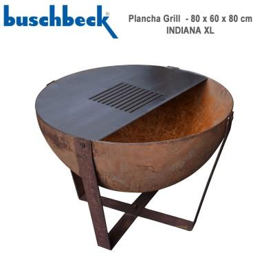 Brasero plancha grill Indiana XL
