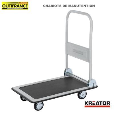 Chariot de manutention 150 kg