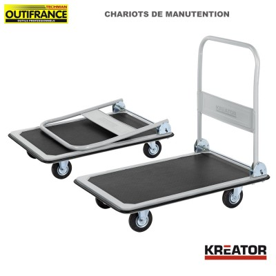 Chariot de manutention 300 kg