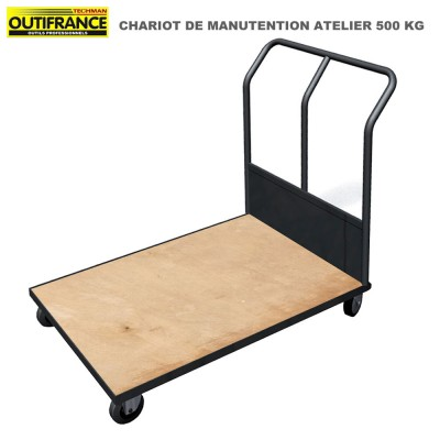 Chariot de manutention 500 kg