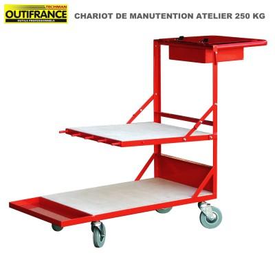 Chariot de manutention 250 kg