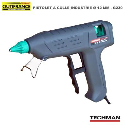 Pistolet à colle industrie G230 - 12 mm