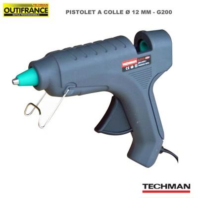 Pistolet à colle industrie G200 - 12 mm