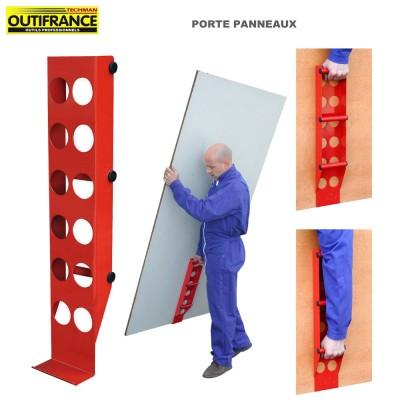 Porte panneaux de plâtre 62 cm