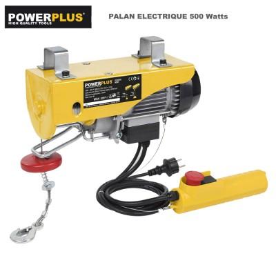 Palan électrique POWX900 - 500 Watts