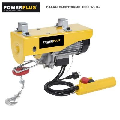 Palan électrique POWX901 - 1000 Watts