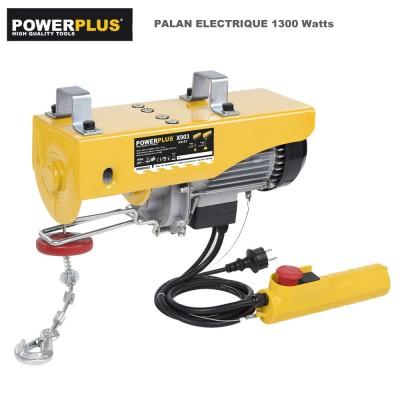 Palan électrique POWX903 - 1300 Watts