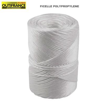 Ficelle polypropylène - 500 m