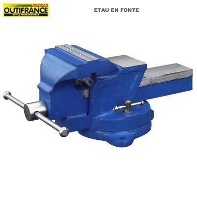 Etau de serrage fonte - 150 x 155 mm