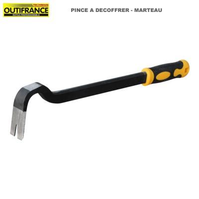Pied de biche à décoffrer marteau - 42.5 cm
