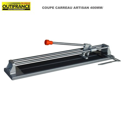 Coupe carrelage manuel socle aluminium - 400