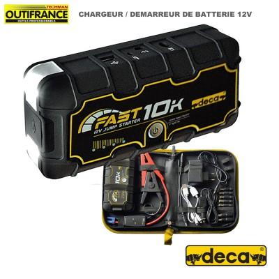 Chargeur de batterie portatif automatique 12V