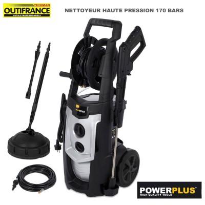 Nettoyeur haute pression 170 bars - 2200 W