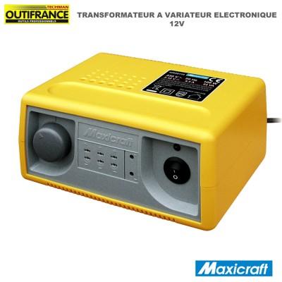 Transformateur à variateur électronique - 12 V
