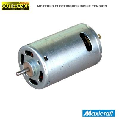 Moteur électrique basse tension - 6 à 18 V