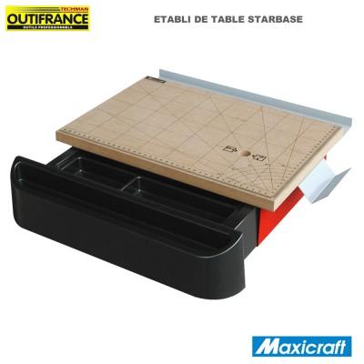Établi de précision de table - Starbase