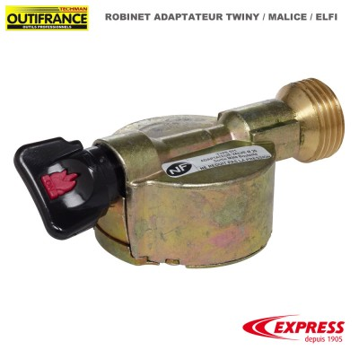 Adaptateur robinet Twiny - Malice -Elfi