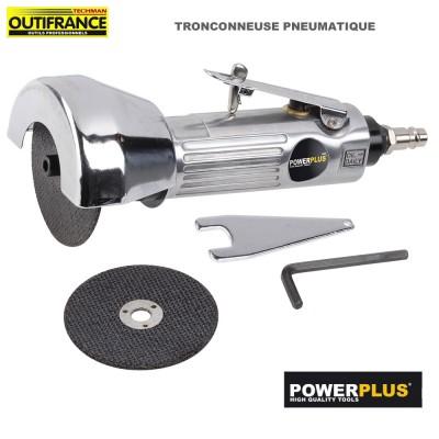 Tronçonneuse pneumatique POWAIR 0012 - 6.3 bar