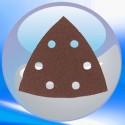 Abrasifs Triangulaires pour Ponceuse Delta
