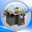 Combiné machine à bois