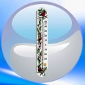 Thermomètre ambiant