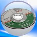 disque à tronçonner matériaux