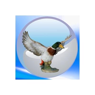Animaux résine oiseaux