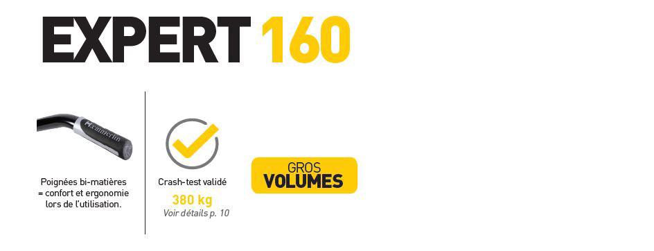 brouette expert pro select 160 haemmerlin