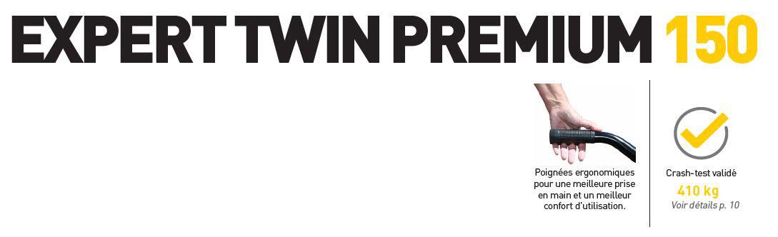 brouette expert twin premium 150 haemmerlin