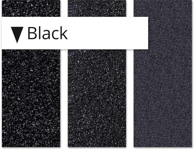 Papier abrasif, la gamme Black de chez Menzer