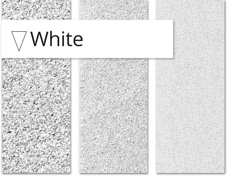 Découvrez la gamme d'abrasif White, de la marque Menzer
