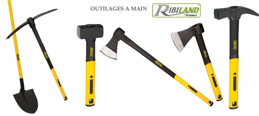 Entrez dans notre magasin spécialisé en outils de bricolage et jardinage discount et achetez votre hache à bois, masse au meilleur prix