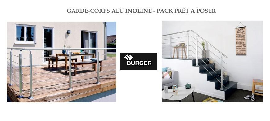 Découvrez toute la gamme de garde-coprs de la marque burger