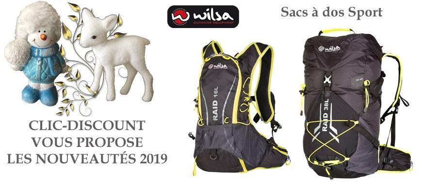 Cette gamme de sacs à dos Raid propose des performances d'ergonomie, d'équipement et de légèreté pour vos sorties Trail, Raid & Running.