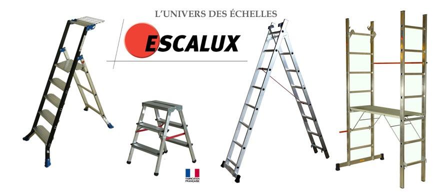 Magasin spécialisé en échelles, échafaudage, escabeaux de marque Française, livraison rapide pour vos travaux de rénovation, bricolage et de jardinage