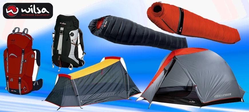 Clic-Discount vous propose une gamme complète de sacs de couchage et d'équipement pour le plein air