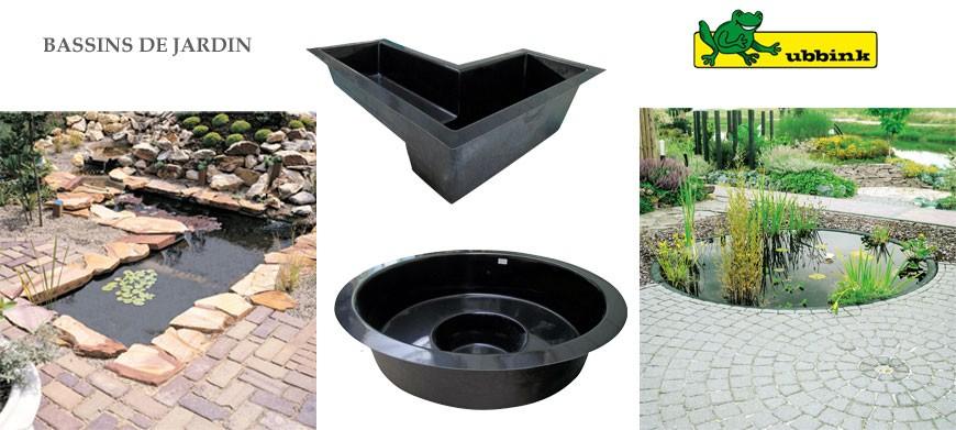 Vous cherchez un bassin préformé, un bassin préfabriqué de jardin ou un bassin à poisson extérieur préformé ?